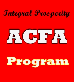 ACFA program, an educational program towards prosperity.